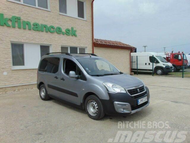 Peugeot Partner manual 5seats vin 154