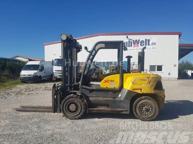 Pimespo OM XD60 Dieselstapler 6000kg, Bauhöhe 276cm