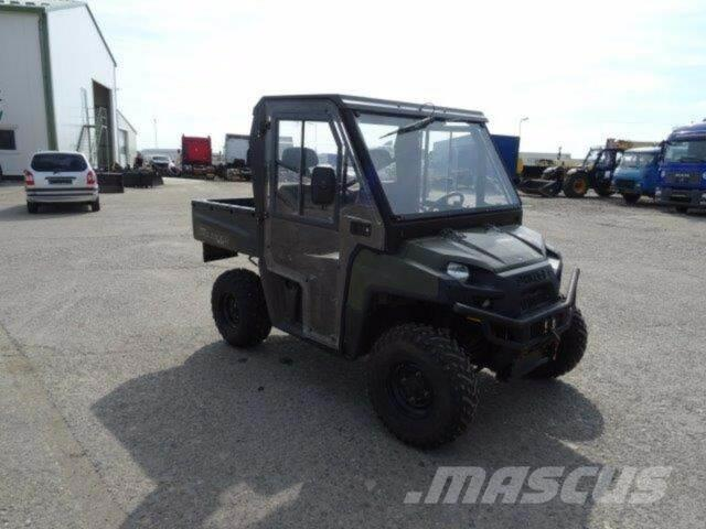 Polaris IPS RANGER 800 XP, vin 013
