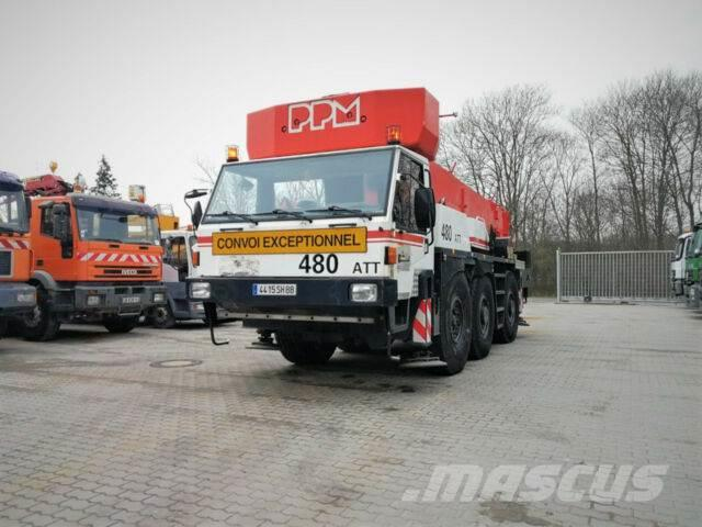 PPM 480 ATT ~LKW Mit Mobilkran~
