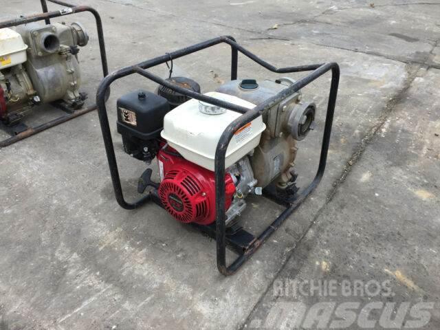 Pramac MP66-3 - Benzin-Schmutzwasserpumpe-
