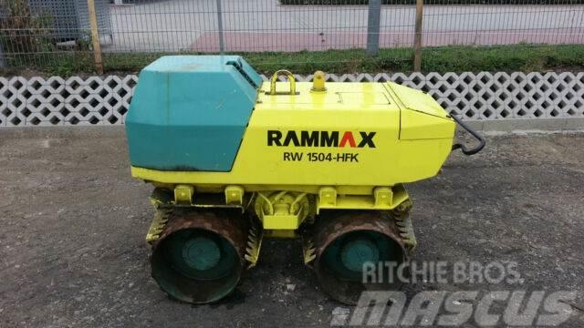 Rammax RW 1504 nur 974 bh