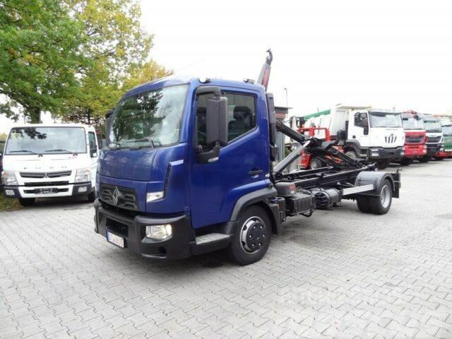 Renault D180.75 MULTILIFT HAKEN