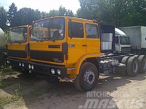 Renault G 290 30x 80000 km