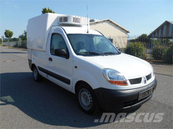 used renault kangoo 70 dci tiefk hlkoffer temperature controlled year 2003 price 6 025 for. Black Bedroom Furniture Sets. Home Design Ideas
