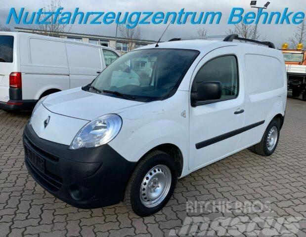 Renault Kangoo KA/ Vario Trennwand/ Klima/ AHK/ Türen