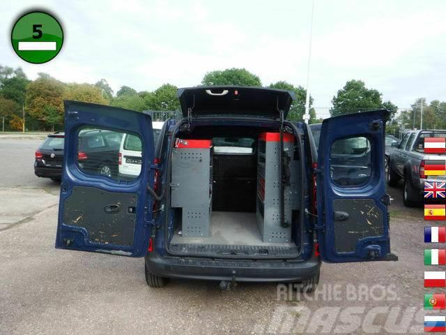 Renault Kangoo Rapid 1.5 dCi KLIMA Leiterklappe Werkstat