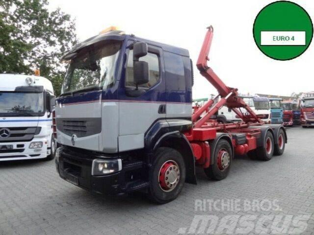 Renault LANDER 450.32 8X4 HAKEN