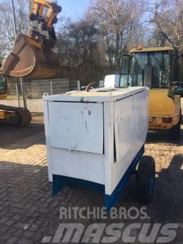 Renault LCA3 -Stromgenerator-