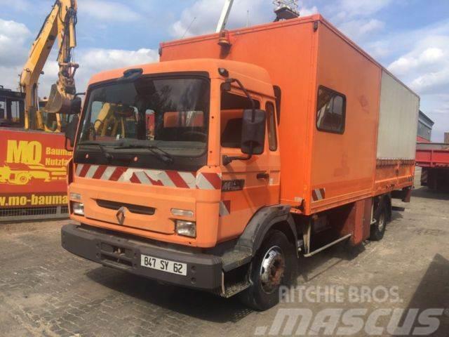 Renault M150 13/C Manschaftswagen
