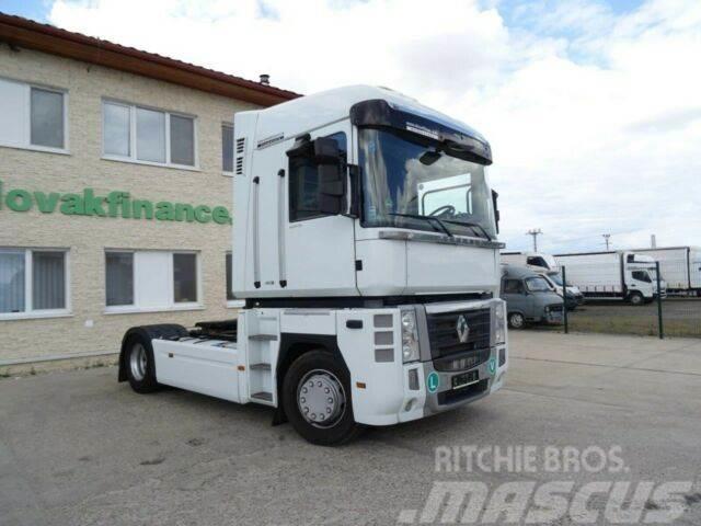 Renault MAGNUM 480,automatic gearbox,EEV,vin 732