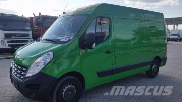 Renault Master 2.3 125 DCI airco