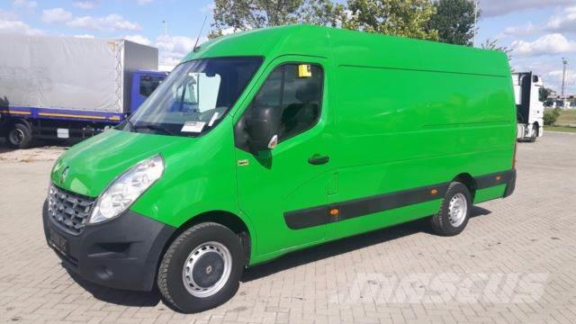 Renault Master 2.3 DCI airco