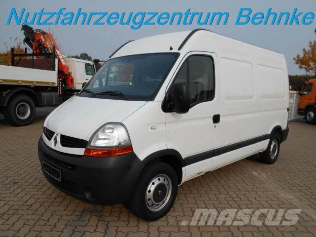 Renault Master 2.5 dCi HKa L2H2 Klima AHK 3Sitze HU06/20