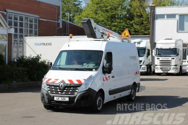 Renault Master Dci Versalift ETL26 11m/551h/Klima/HU+UVV
