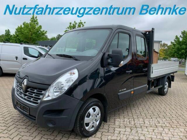 Renault Master Doka Maxi Pritsche/ 120kw/ Klima/ AHK/ E5