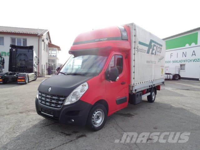 Renault MASTER F3500 dci 150,manual gearbox,VIN 071