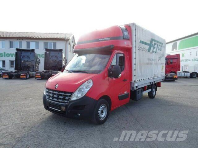 Renault MASTER F3500 dci 150,manual gearbox,VIN 185
