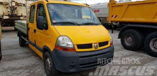 Renault Master II Phase 2 DoKa Pritsche/-Fgst Pritsche R