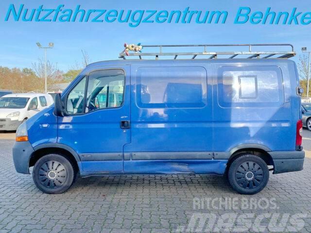 Renault Master II Phase 2 Kasten L1H1/ HU bis 11.2022