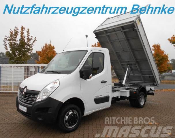 Renault Master L3H1 4x4/ Kipper/ AHK 3.000kg/ Org.34tkm!