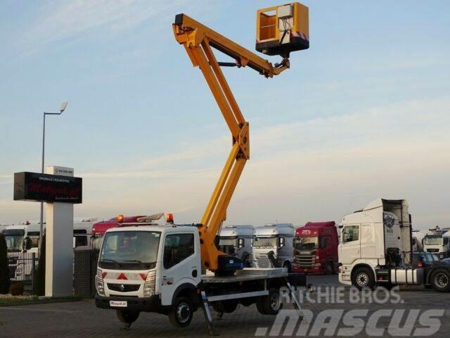 Renault MAXITY 110 / BASKET LIFT / CTE Z20 VTR / 20 M /
