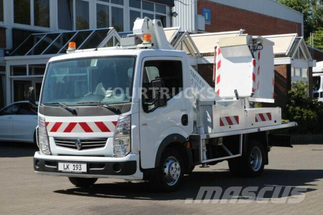 Renault Maxity 110dxi Arbeitsbühne 10m /342h /Klima /AHK
