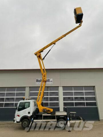 Renault Maxity 110DXI mit CTE ZED 17,20m Arbeitsbühne