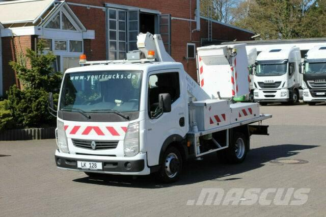 Renault Maxity Arbeitsbühne Comilev EN100TVL 10m/Klima
