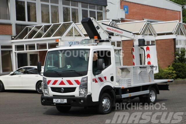 Renault Maxity Bühne Versalift 11m ETL-26/153h/Klima