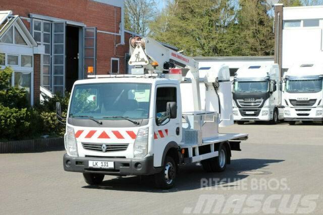 Renault Maxity Bühne Versalift 10m/2Per.Korb 200kg/683h