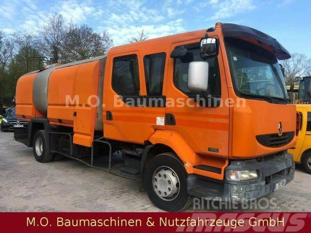 Renault Midlum 150 DCI / Bitumenspritzer / 4x2 / DOKA /