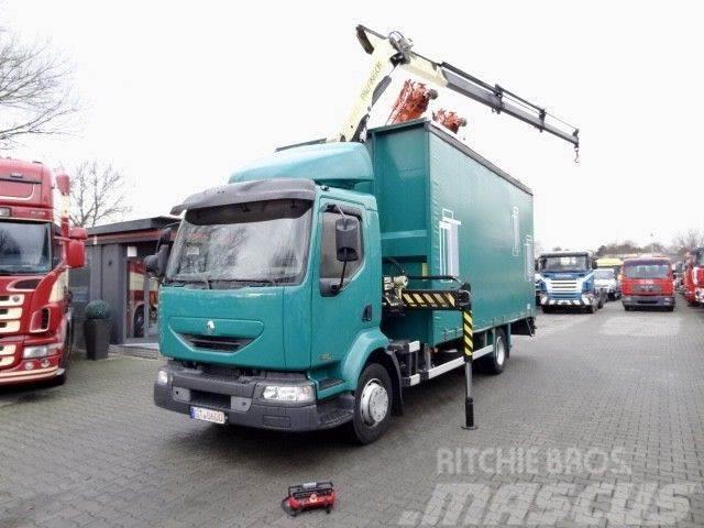 Renault Midlum 220 12 Palfinger 7501