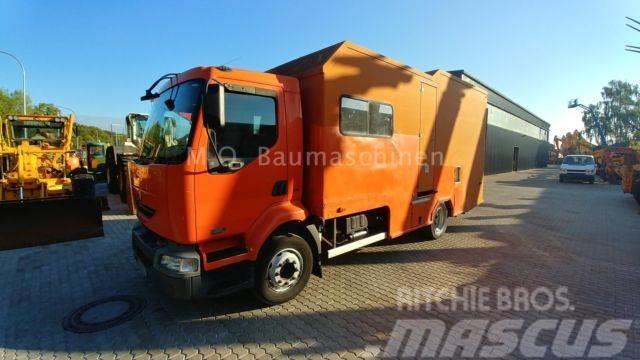 Renault Midlum 220 DCI Mannschaftswagen