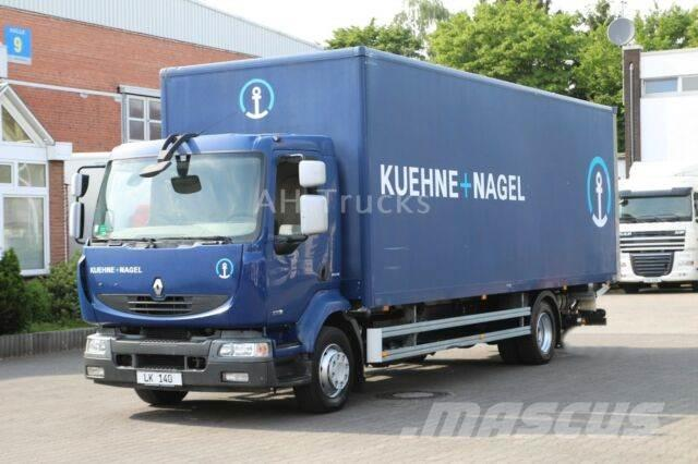 Renault Midlum 220dxi EURO 5 Koffer 7,5m/Rolltor/LBW
