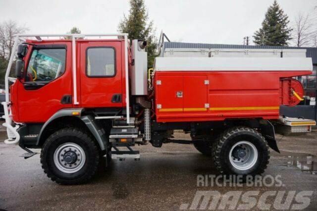 Renault MIDLUM 270 DXI 4x4 Fire Feuerwehr Brigade Brand