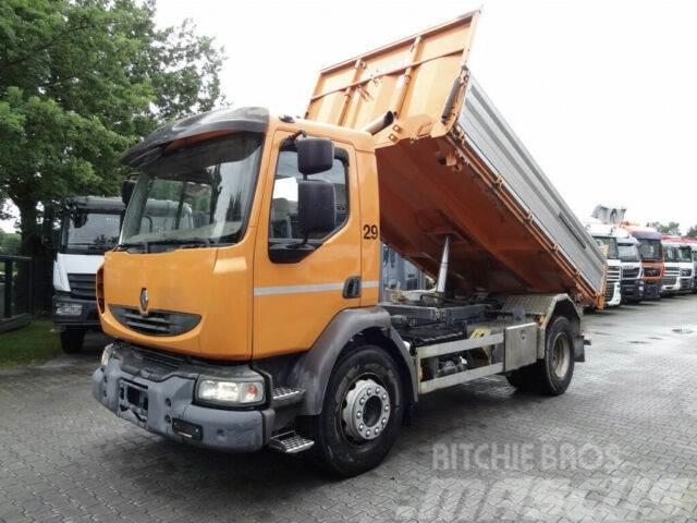 Renault Midlum 280.18 Dreiseitenkipper