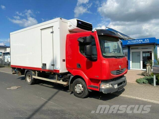 Renault Midlum DXI 190 Kühlkoffer Carrier LBW Rolltor