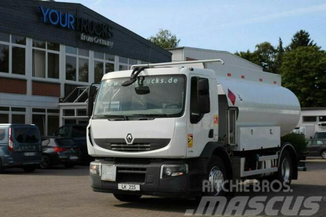 Renault Premium 270 DXI Tank / 13000l / 4 Kammern/ ADR