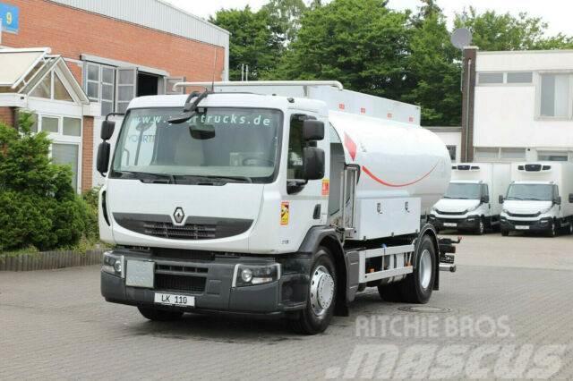 Renault Premium 270 E5 /ADR/Klima/4 Kammern/13.000l