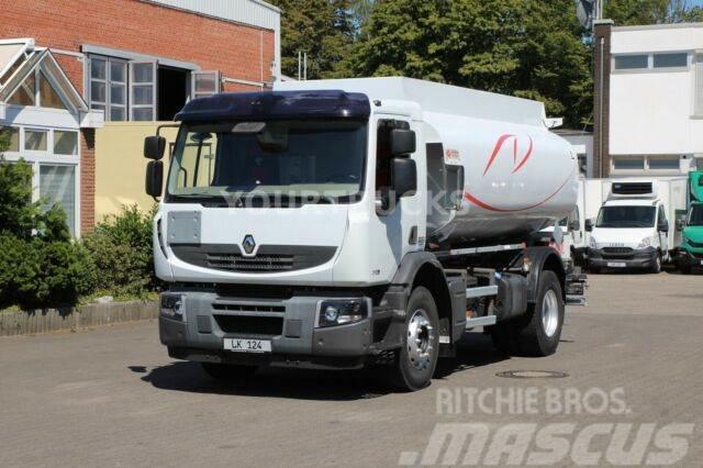Renault Premium 310DXI E5/Tank/Retarder/13000l/4 Kammern