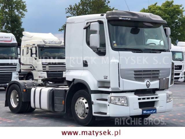 Renault PREMIUM 410 DXI / LOW CAB / FULL ADR / EURO 5 /