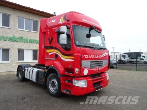 used renault premium 410 euro5 automat vin 133 tractor. Black Bedroom Furniture Sets. Home Design Ideas