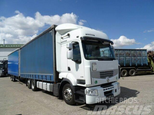 Renault PREMIUM 460 6x2,automat,EEV+PANAV 397+920