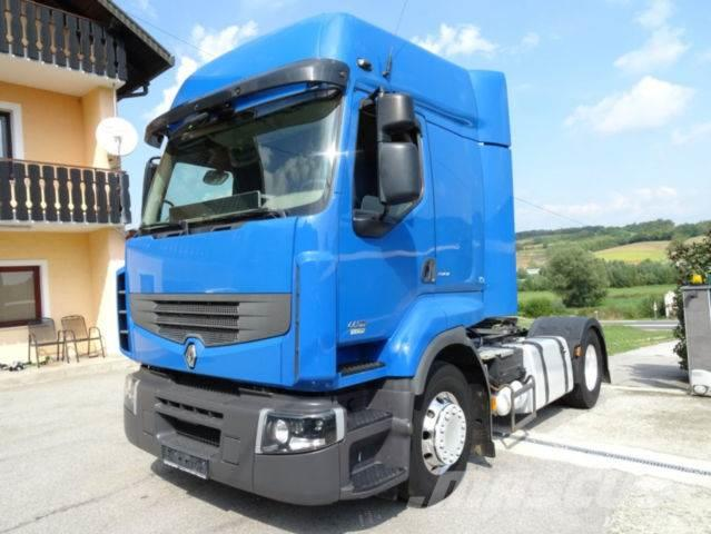Renault Premium 460 EEV mit Kompresor