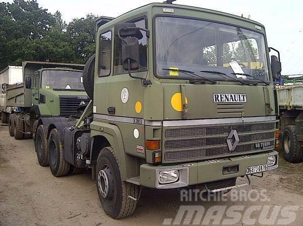 Renault R 390 62000 km