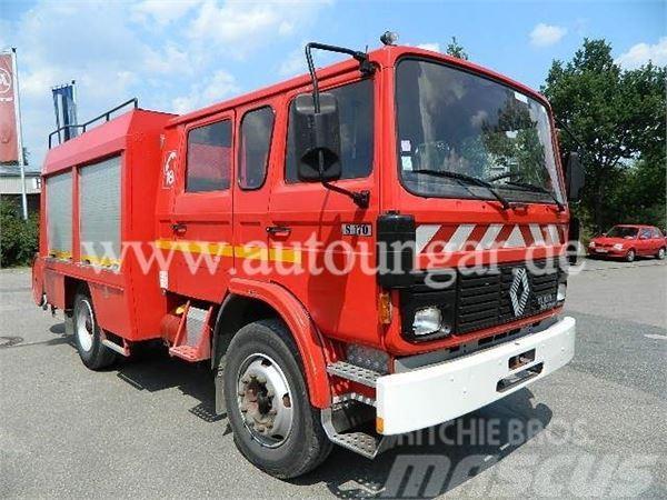 Renault S 170 TLF 300 Feuerwehr 9-Sitzer AHK