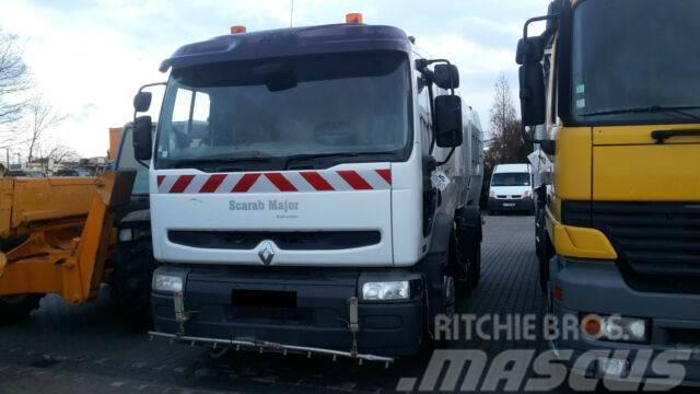 Renault SCARAB Major 8001 TP