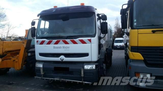 Renault SCARAB Major 8001 TP