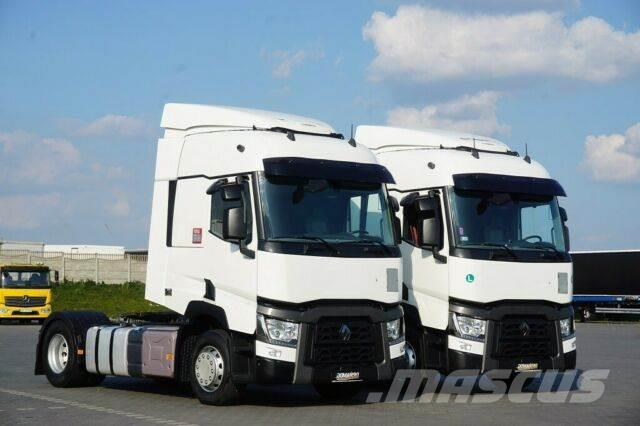 Renault / T 460 / EURO 6 / ACC / BAKI 1100 LITRÓW